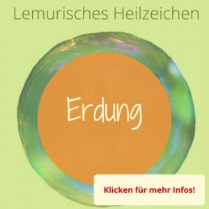 Erdung, Lemurisches Heilzeichen, Silke Kitzmann