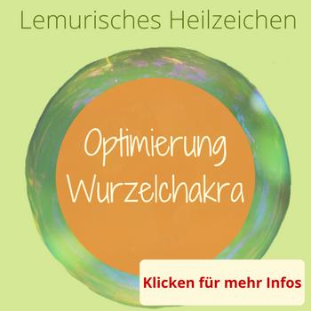 Wurzelchakra, Lemurische Heilzeichen