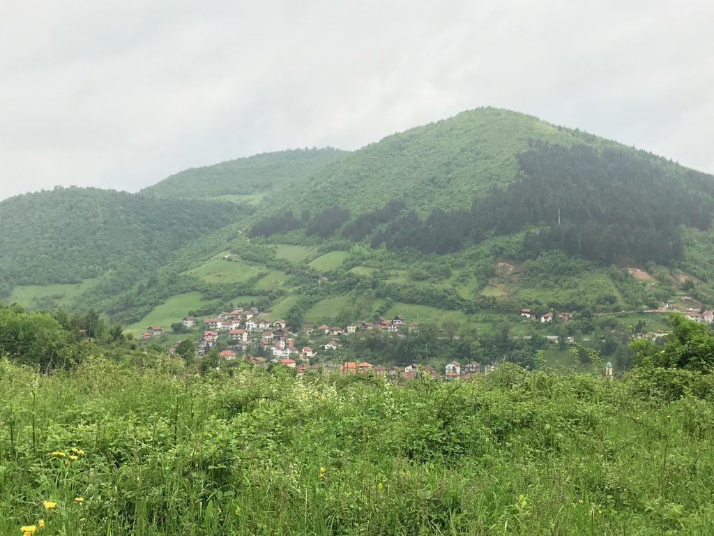 bosnischen Pyramiden
