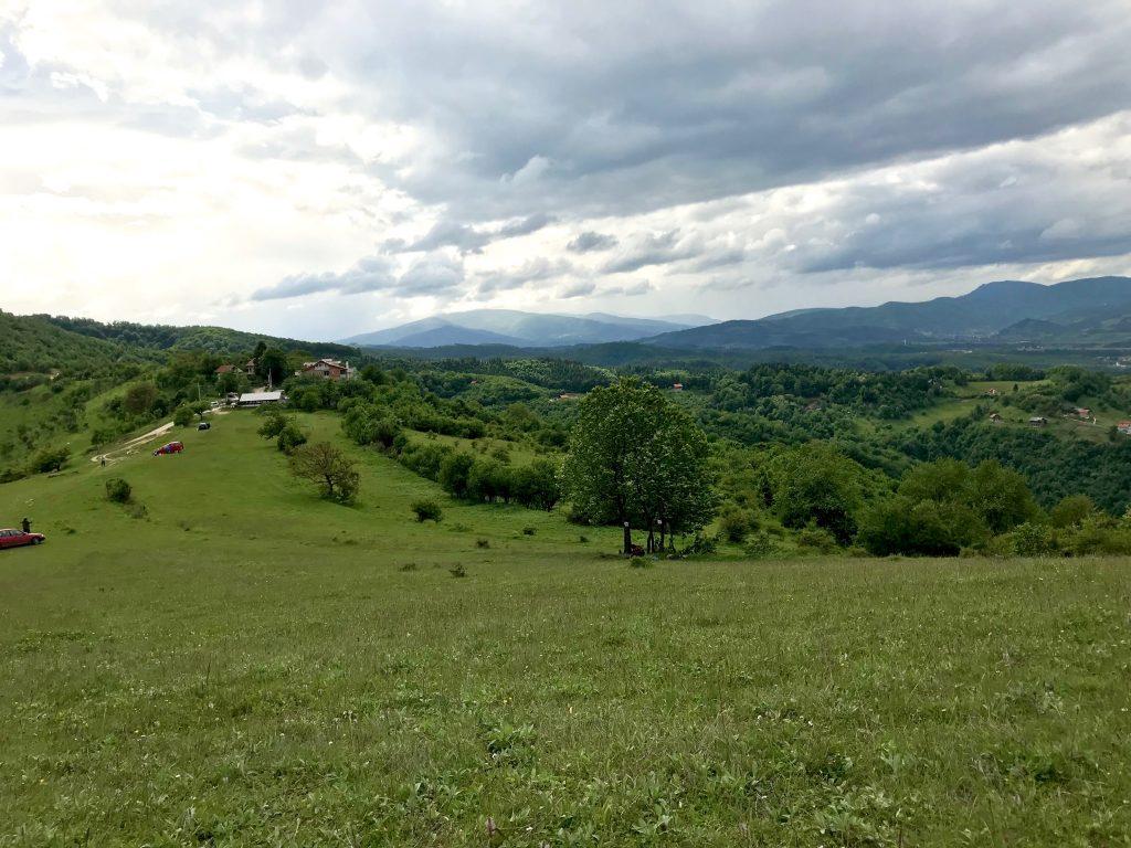 Sonnenpyramide, Bosnien, spirituell, Reise