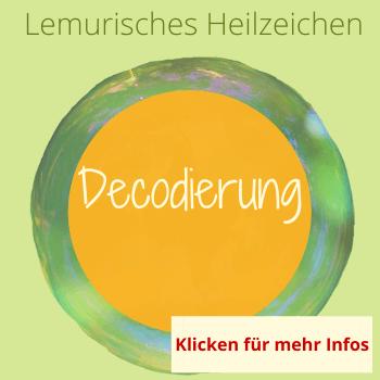 Decodierung, Lemurisches Heilzeichen