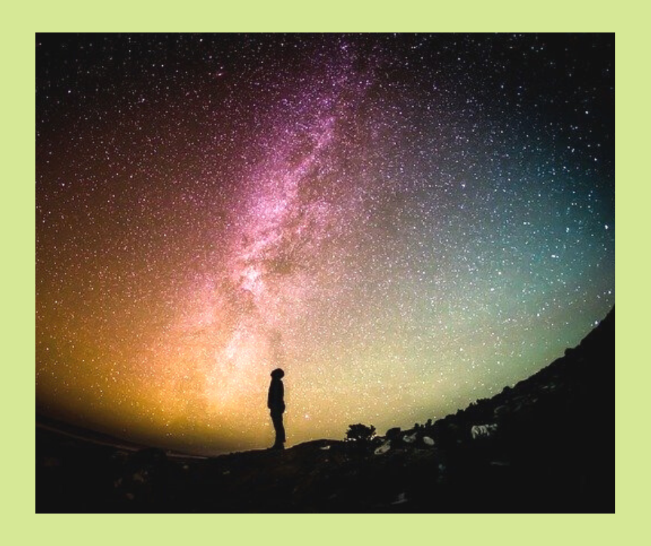 Starseed, Sternensaat, sich erden