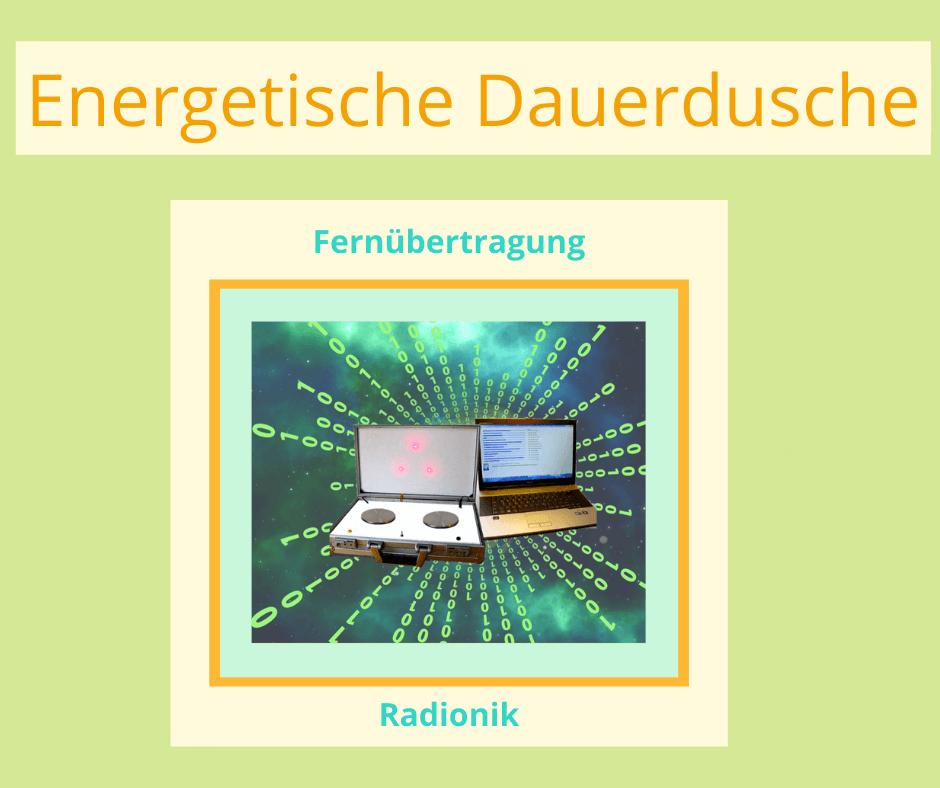 Angebot  , Silke Kitzmann, Radionik, Fernheilung