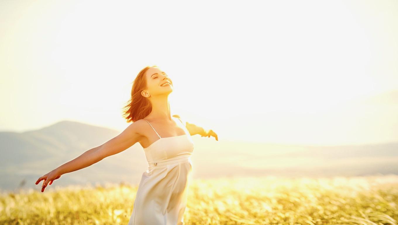 Silke Kitzmann, Tranformation, leicht, frei, leben