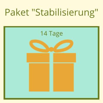 Stabilisierung, Radionik, kleines Paket, Silke Kitzmann