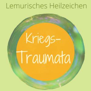 Kriegstraumata, Lemurische Heilzeichen, Silke Kitzmann