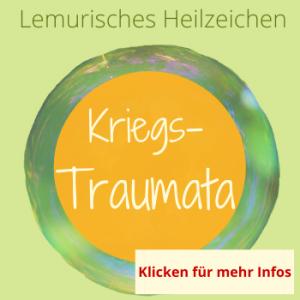 Krieg, Lemurische Heilzeichen, Silke Kitzmann