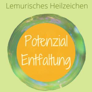 Potenzialentfaltung, Lemurisches Heilzeichen, Silke Kitzmann