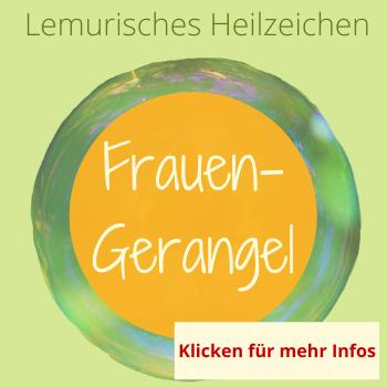 Lemurisches Heilzeichen, Silke Kitzmann, Frauengerangel