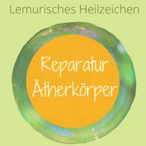 Ätherkörper, Reparatur, Lemurisches Heilzeichen